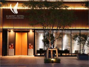 アルモントホテル正面玄関