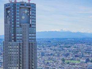 東京オフィスから見た景色です