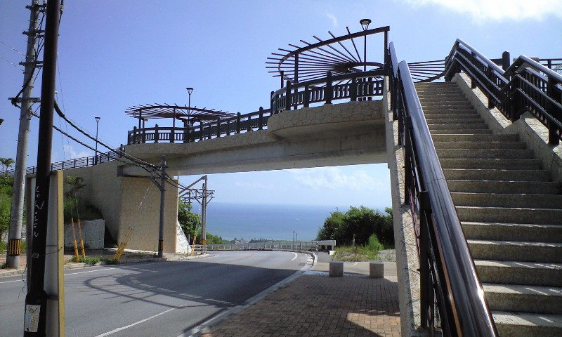 当社設計の東太陽(あがりてぃーだ)橋