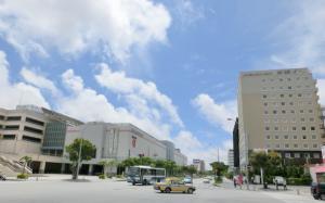 沖縄制作室 周辺環境