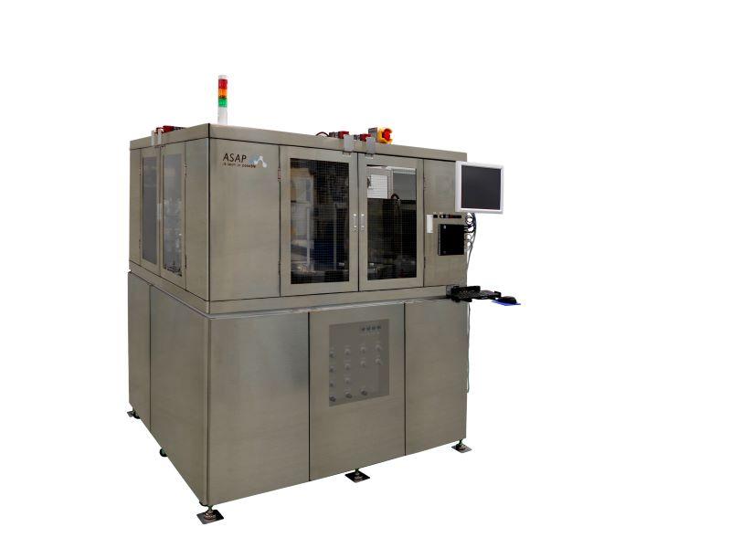 ASAP主力製品のリフトオフ装置